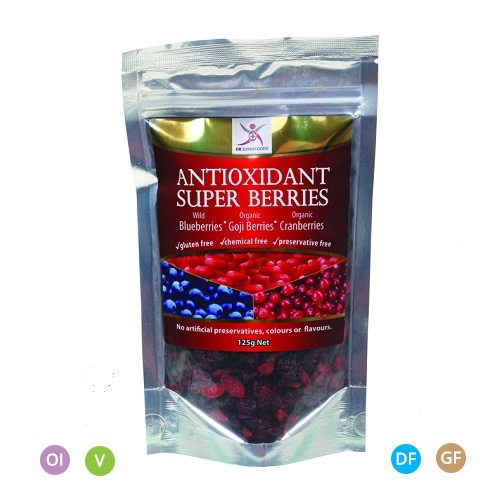Antioxident Super Berries