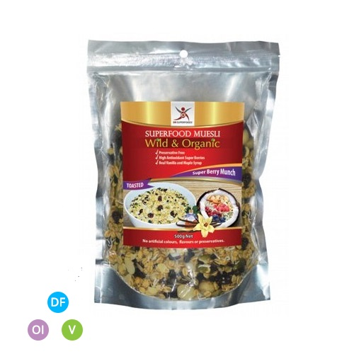 Muesli Super Berry