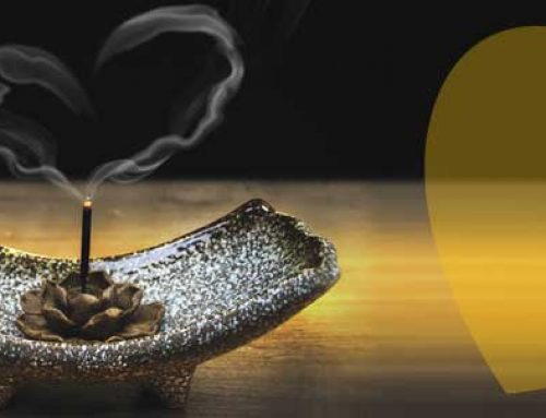 Discover Why Burning Incense Makes Good Sense