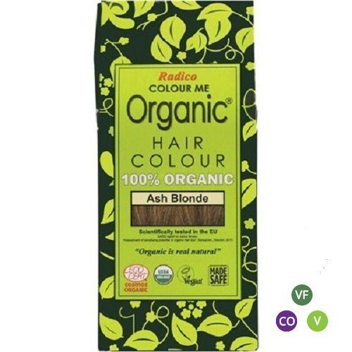 Organic Hair Colour