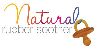 Natural Rubber Soothers Logo